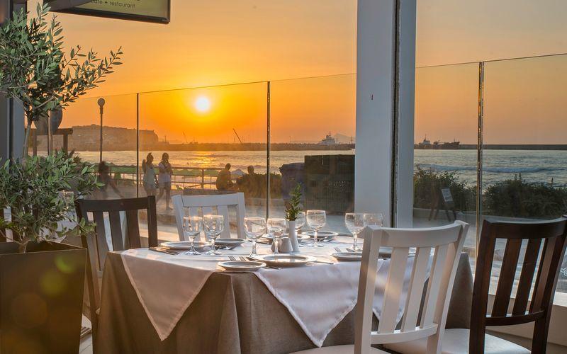 Ravintola, Hotelli Swell Boutique Hotel, Rethymnon, Kreeta.