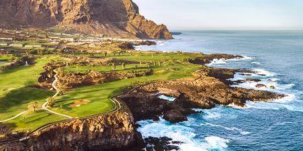 Golf on suosittu urheilulaji Teneriffalla.