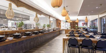 Divine Restaurant. Thanyapura Sport & Health Resort, Thalang, Thaimaa.