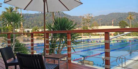 Thanyapura Sport & Health Resort, Thalang, Thaimaa.