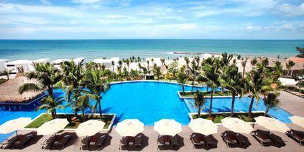 Uima-allas, The Cliff Resort, Phan Thiet, Vietnam.