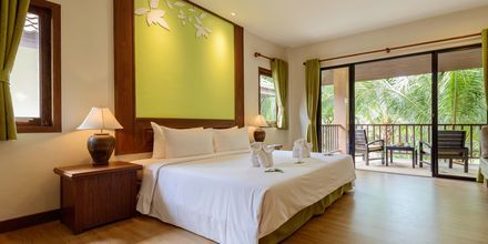 Kahden hengen huone, The Leaf Oceanside, Khao Lak, Thaimaa.