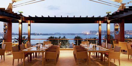Italialainen ravintola Bussola. Hotelli The Westom Dubai Mina Seyahi. Dubai, Arabiemiraatit.