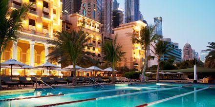 Allas. Hotelli The Westom Dubai Mina Seyahi. Dubai, Arabiemiraatit.