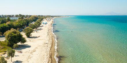 Tigakissa on monia ihania rantoja, Kos, Kreikka.