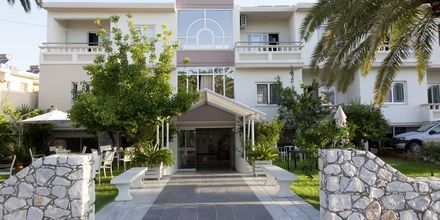Hotelli Tropicana, Kato Stalos, Kreeta.