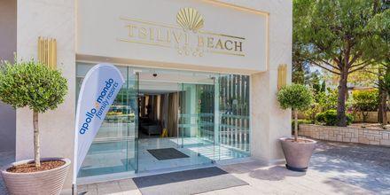Hotelli Tsilivi Beach, Zakynthos, Kreikka.