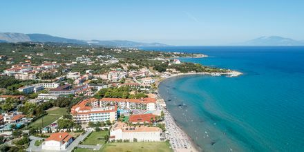 Hotelli Tsilivi Beach, Zakynthos.