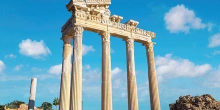 Siden Apollo-temppeli, Turkki.
