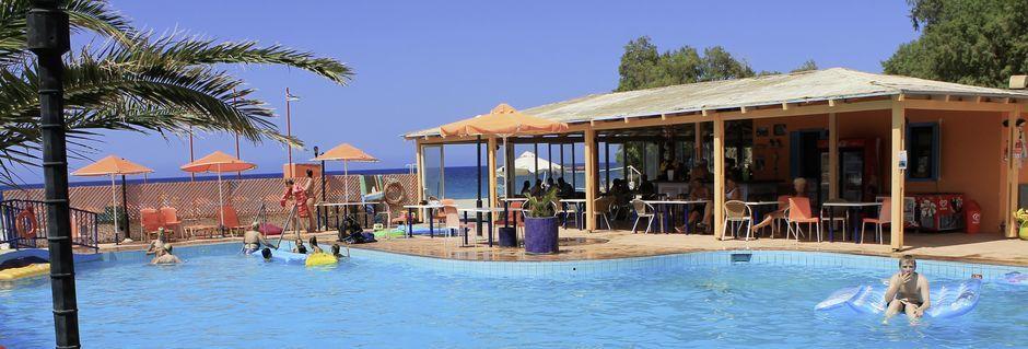 Allas. Hotelli Varvara's Diamond, Rethymnon, Kreeta.