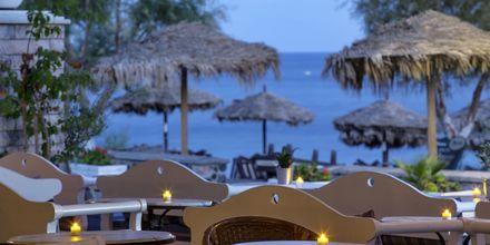 Baari. Hotelli Veggera, Santorini, Kreikka.