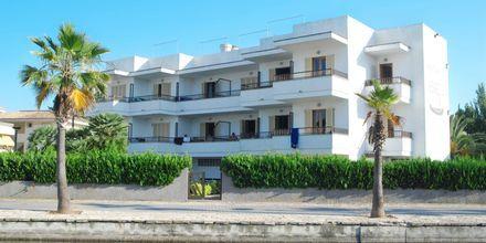 Hotelli Venecia, Alcudia, Mallorca.