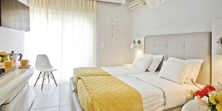 Yksiö, Hotelli Venezia, Karpathoksen kaupunki, Kreikka.