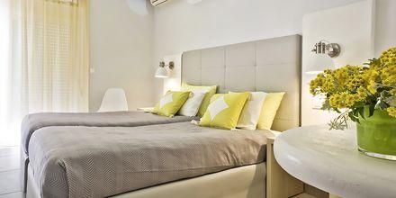 Kaksio, Hotelli Venezia, Karpathoksen kaupunki, Kreikka.