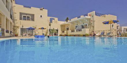 Allas, Hotelli Vergina, Karpathoksen kaupunki, Kreikka.