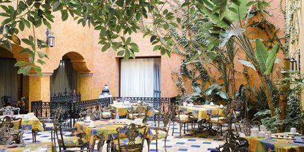 Ravintola Veracruz. Hotelli Villa Cortés, Playa de las Americas, Teneriffa.