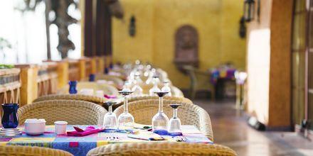 Ravintola Pancho Villa. Hotelli Villa Cortés, Playa de las Americas, Teneriffa.