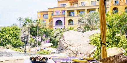 Ravintola Sirena. Hotelli Villa Cortés, Playa de las Americas, Teneriffa.