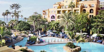 Allasalue. Hotelli Villa Cortés, Playa de las Americas, Teneriffa.