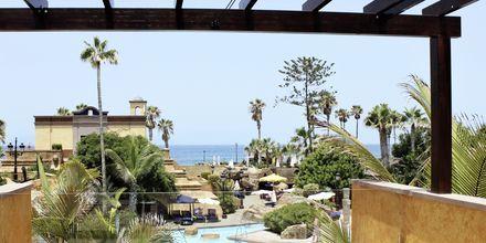 Hotelli Villa Cortés, Playa de las Americas, Teneriffa.