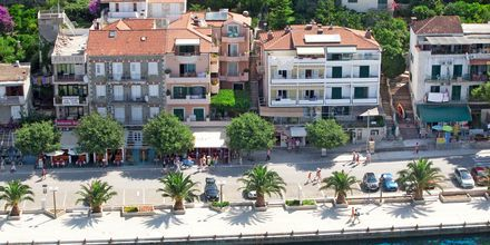 Hotelli Villa David, Podgora, Makarskan Riviera.
