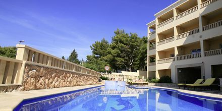 Allas, Hotelli Villa Dzamonja, Brac, Kroatia.