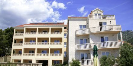 Hotelli Villa Dzamonja, Brac, Kroatia.
