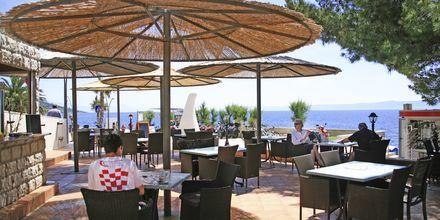Ravintola, Hotelli Villa Dzamonja, Brac, Kroatia.