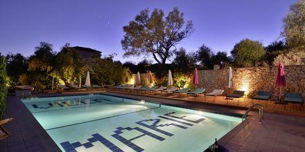 Allas, hotelli Villa Marie. Sivota, Kreikka.