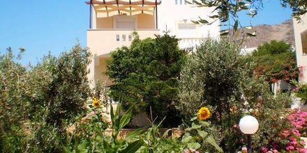 Hotelli Villa Ostria, Leros, Kreikka.