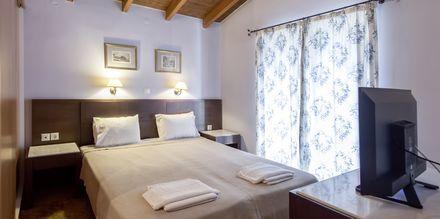 Yksiö, hotelli Villa Vaso. Parga, Kreikka.