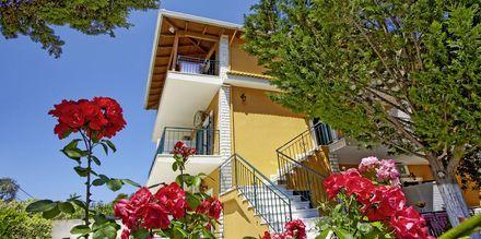 Hotelli Villa Vaso. Parga, Kreikka.