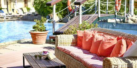 Allasalue. Hotelli Villas Duc, Rodos.