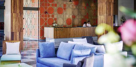 Vastaanotto, Hotelli X10 Khao Lak Resort, Khao Lak.
