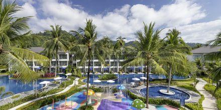 Lastenallas, Hotelli X10 Khao Lak Resort, Khao Lak.