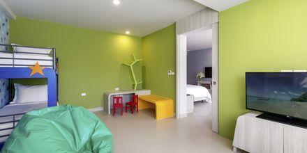 Perhehuone, Hotelli X10 Khao Lak Resort, Khao Lak.