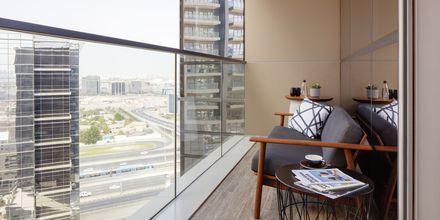 Superior -huone hotellilla Zabeel House by Jumeirah The Greens. Dubai, Arabiemiraatit.