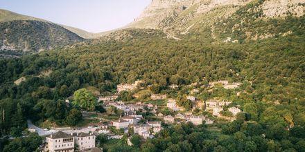 Zagoria Pohjois-Kreikassa.