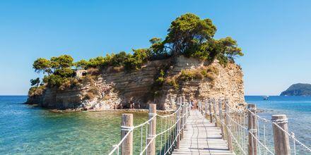 Silta Cameo Islandille. Zakynthos, Kreikka.