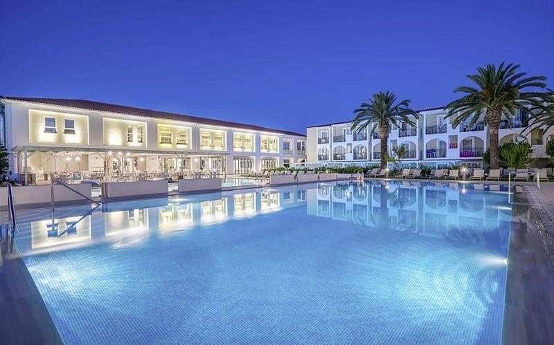 Allasalue, Hotelli Zante Park Resort & Spa, Zakynthos.