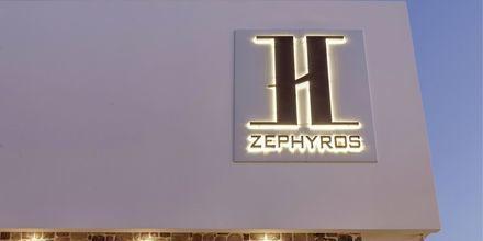 Hotelli Zephyros, Kalymnos.