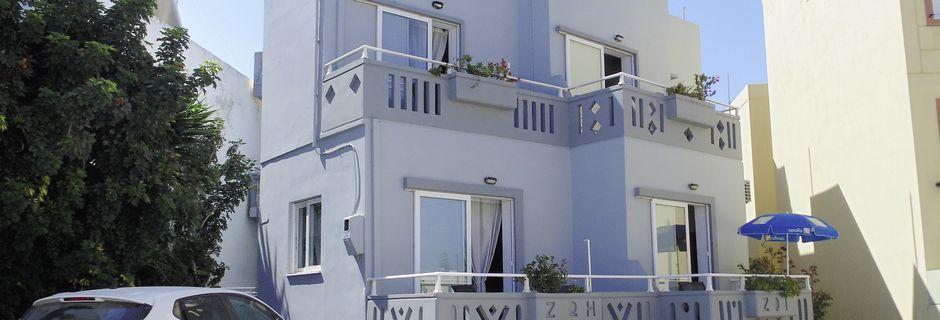 Hotelli Zoi, Platanias, Kreeta.